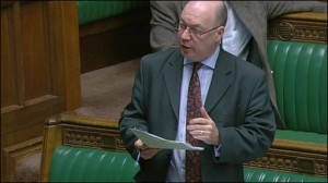 Alistair Burt is the Minister for Counter Proliferation in the UK Foreign Office