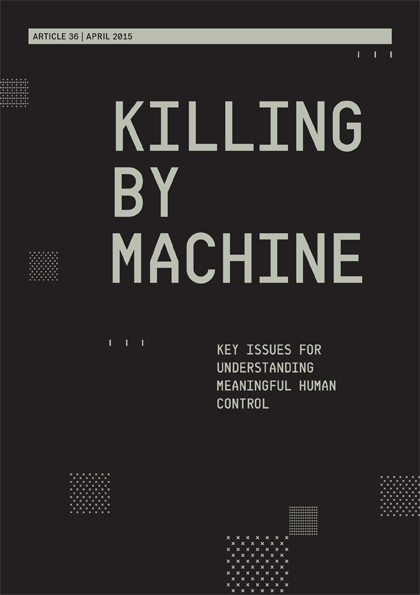Killing by Machine