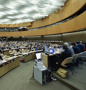 CCW Informal Experts Meeting on Autonomous Weapons, 2014. UN photo http://bit.ly/1wdu87O