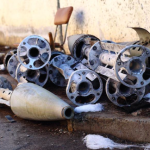 Cluster munitions Ukraine