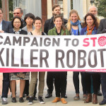 Losing control over the use of force: Fully autonomous weapons systems and the international movement to ban them