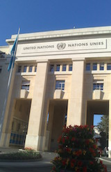 The Palais des Nations in Geneva (Article 36)