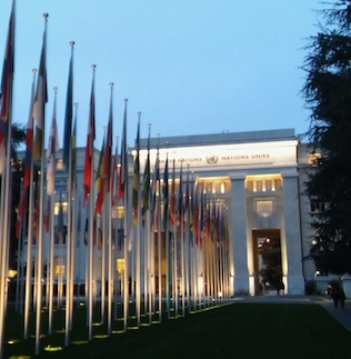 The UN in Geneva after the Review Conference tonight