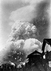 Hiroshima on 6 August 1945, shortly after the atomic bomb was dropped (UN Photo/Eluchi Matsumoto)